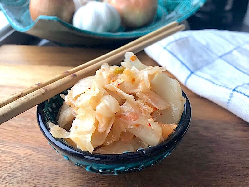 Gör din egen kimchi (veganskt recept)