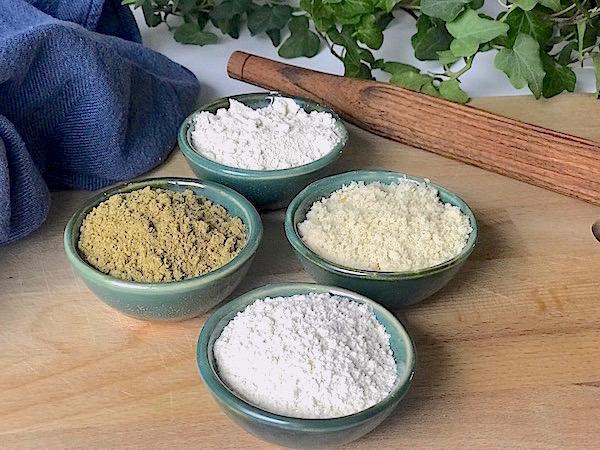 Guide glutenfria mjölsorter - del 1. Vilket glutenfrit mjöl passar bäst till vad.