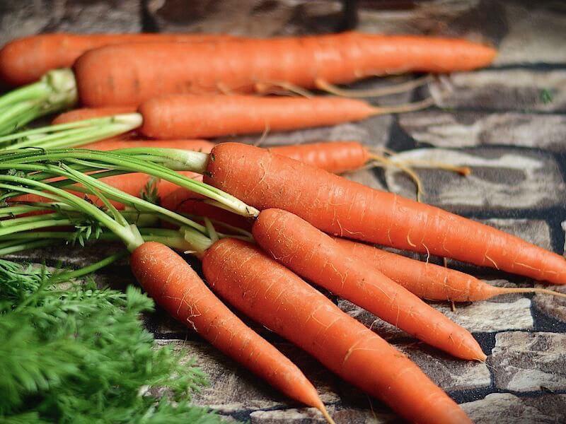Betydelsen av A-vitamin och betakaroten för kroppen