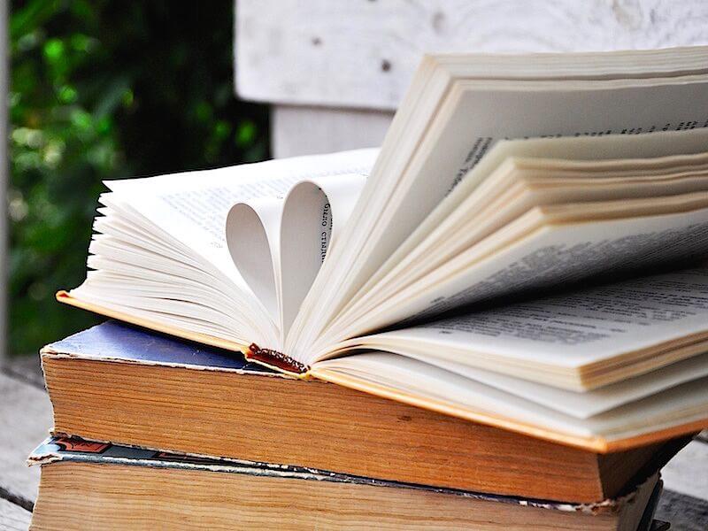 Boktips för hälsoböcker