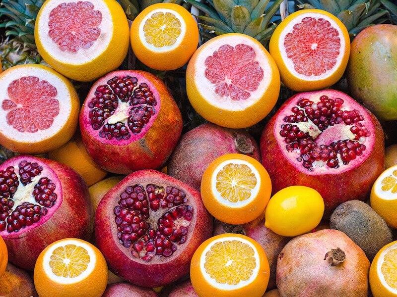 Bioflavonoider i kosten och som kosttillskott