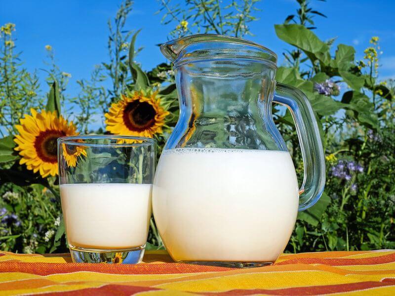 Colostrum är råmjölk som räknas till prebiotika