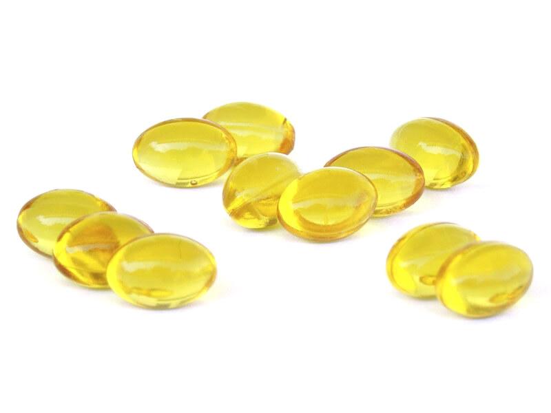 Fettsyran omega-6 i kosten och som kosttillskott