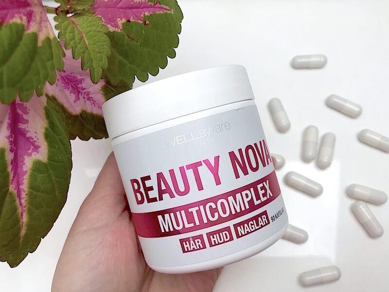 WellAware Beauty Nova för hud, hår och naglar