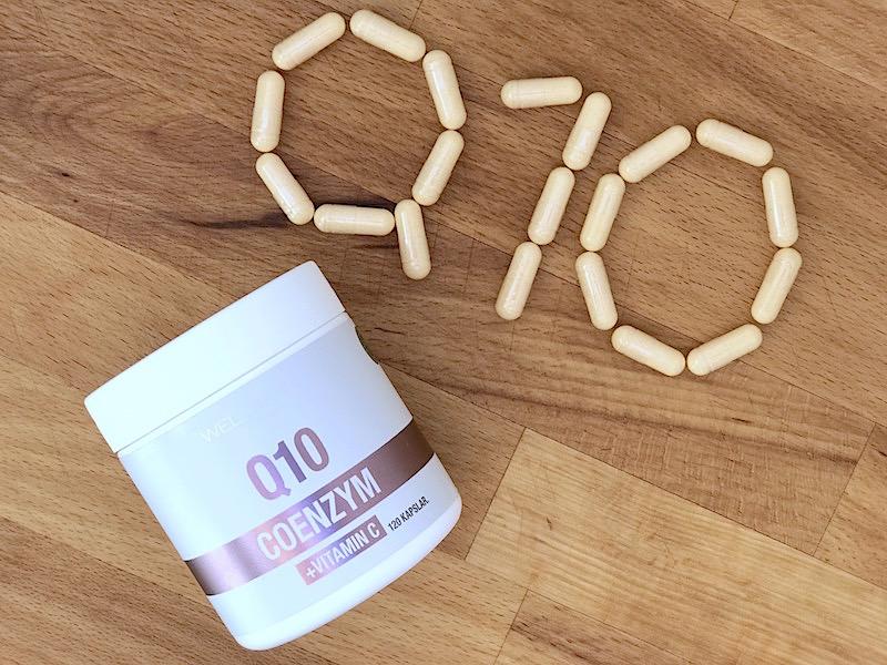 Coenzym Q10 - En energigivande antioxidant