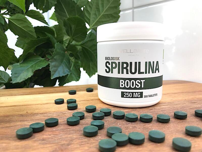 Så näringsrik är spirulina
