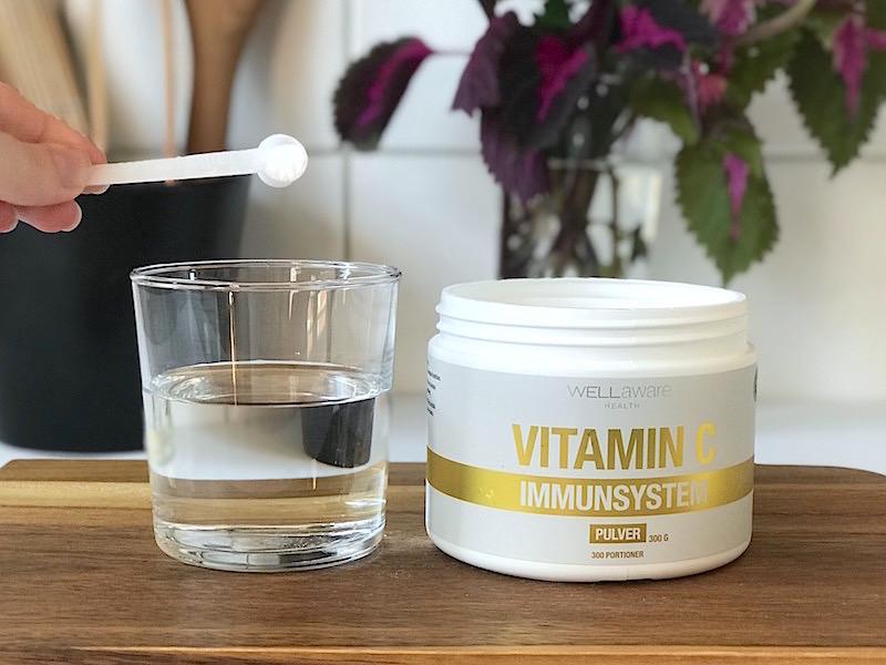 C-vitamin - en viktig antioxidant