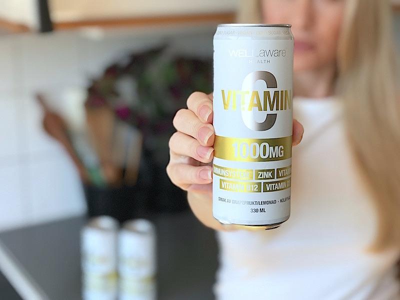 C-vitamindryck från WellAware