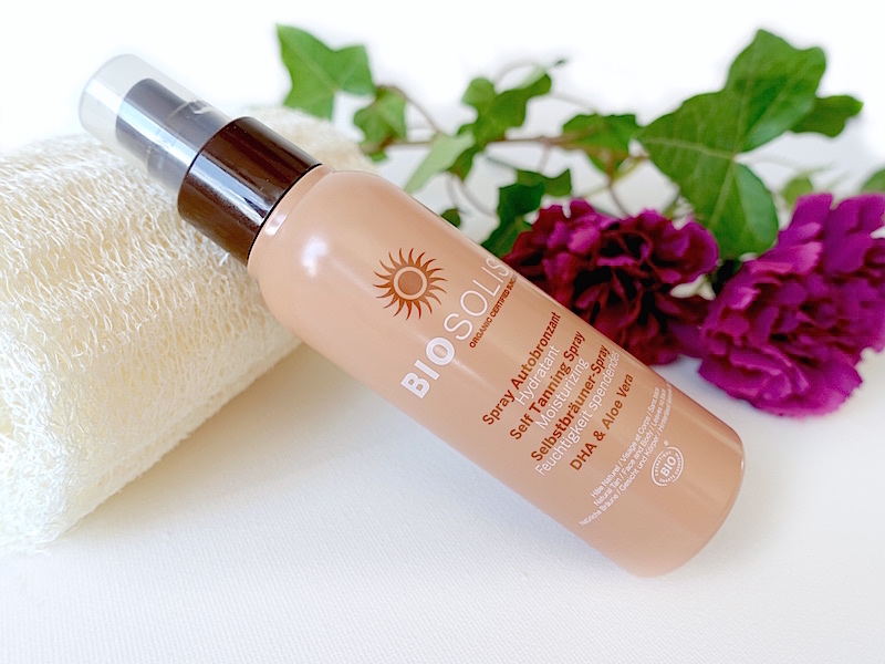 Biosolis Self Tanning Moisturizing Spray