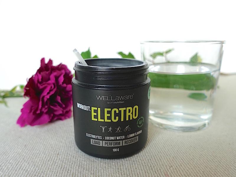 Workout Electro – tillskott av elektrolyter