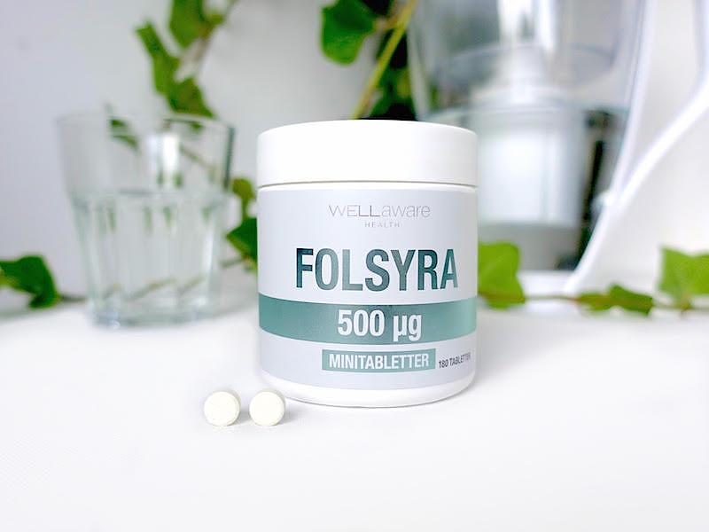 Funktioner av Folat/Folsyra