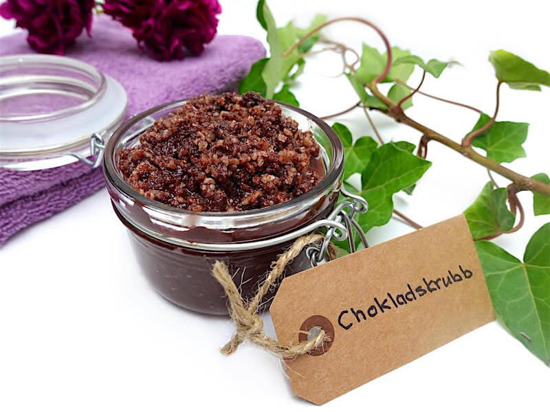 DIY: Vårdande chokladskrubb