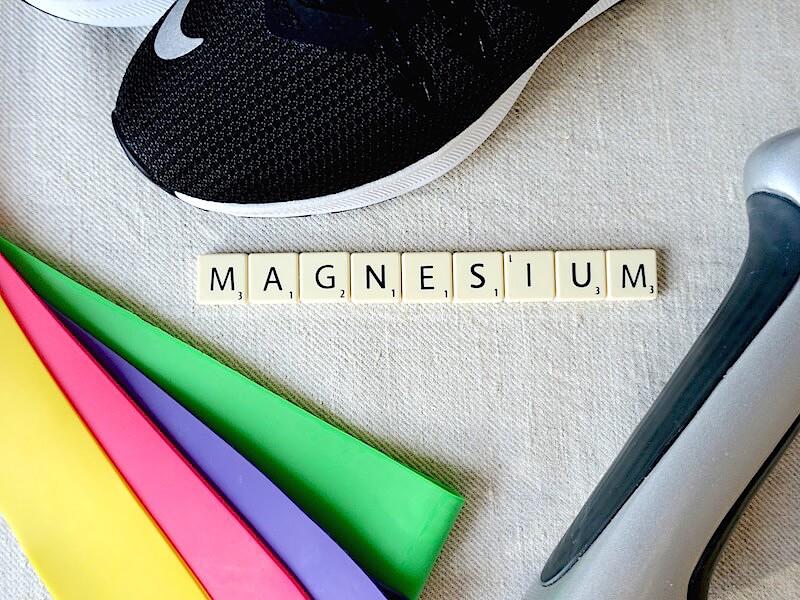 Därför är magnesium viktigt vid träning